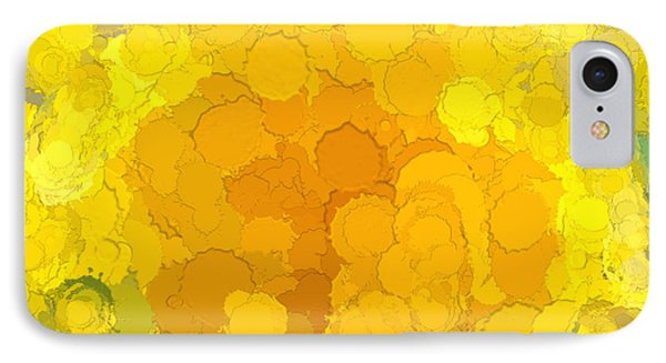 In Color Abstract 14 IPhone Case