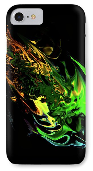 In Coming IPhone Case