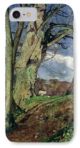 In Early Spring IPhone Case