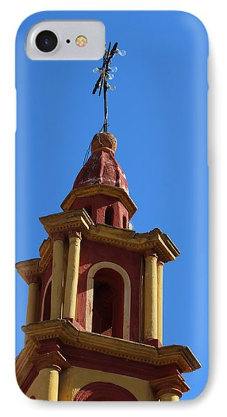 In Mexico Bell Tower IPhone Case