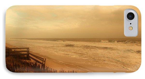 In My Dreams The Ocean Sings - Jersey Shore IPhone Case