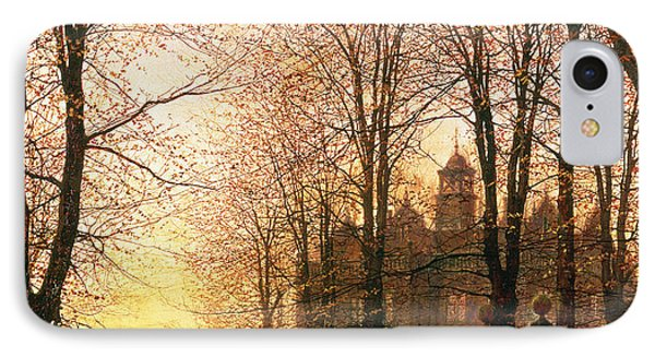 In The Golden Olden Time IPhone Case