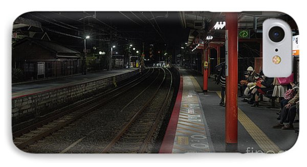 Inari Station, Kyoto Japan IPhone Case