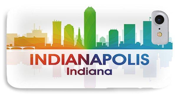 Indianapolis In IPhone Case