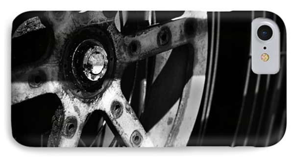 Industrial Gear IPhone Case