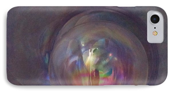 Inside The Fifth Dimension IPhone Case