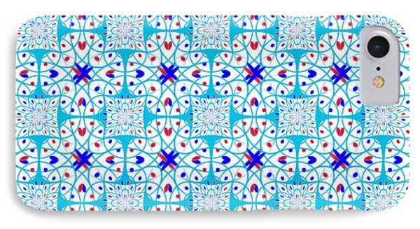 Intricate Geometric Pattern IPhone Case