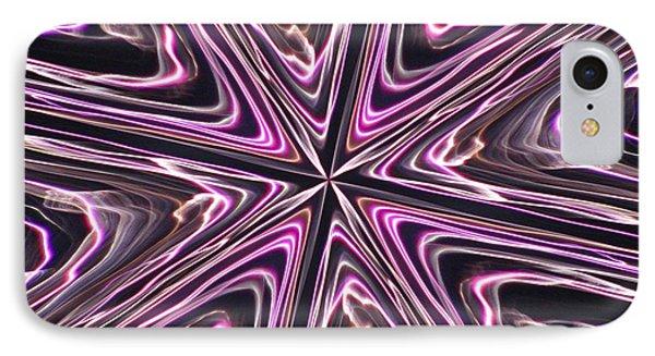 Inviolate Violet IPhone Case
