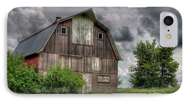 Iowa Barn IPhone Case