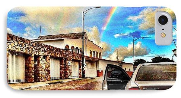 iPhone 8 Case - #iphone # Rainbow by Estefania Leon