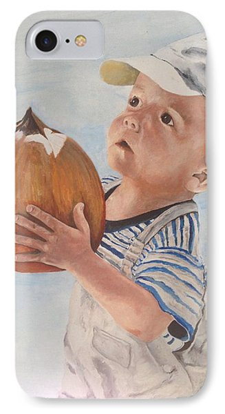 Is This Pumpkin Good? IPhone Case