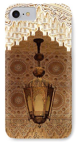 Islamic Plasterwork IPhone Case