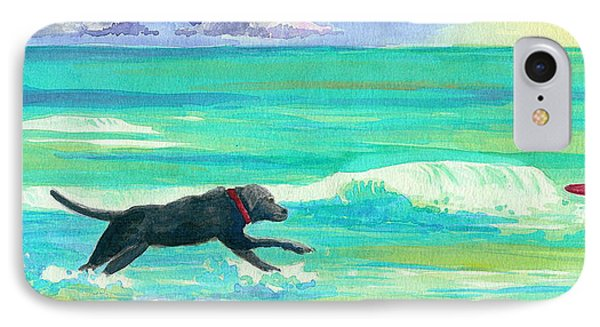 Islamorada Dog IPhone Case