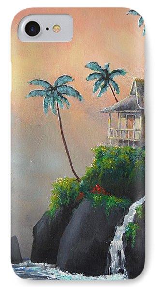 Island Getaway IPhone Case