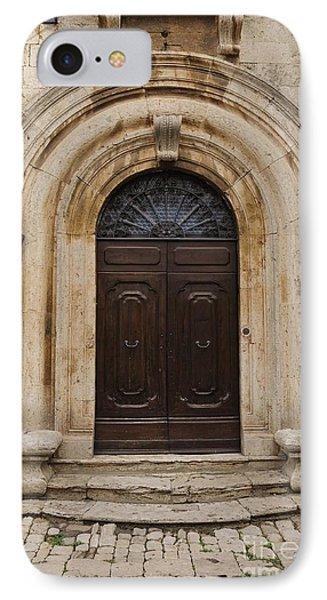 Italy - Door Eighteen IPhone Case