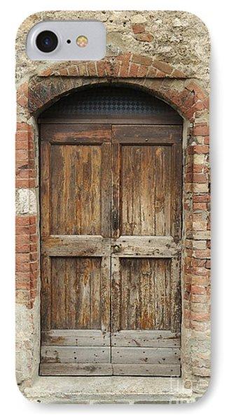 Italy - Door Eleven IPhone Case