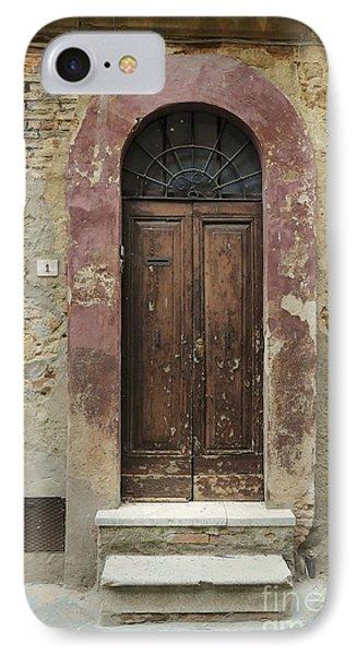 Italy - Door Seven IPhone Case