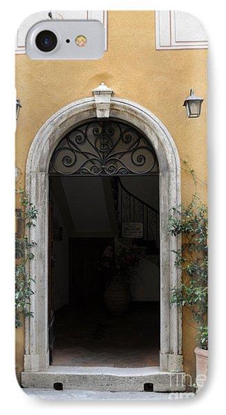 Italy - Door Thirteen IPhone Case
