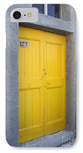 Italy - Door Three IPhone Case