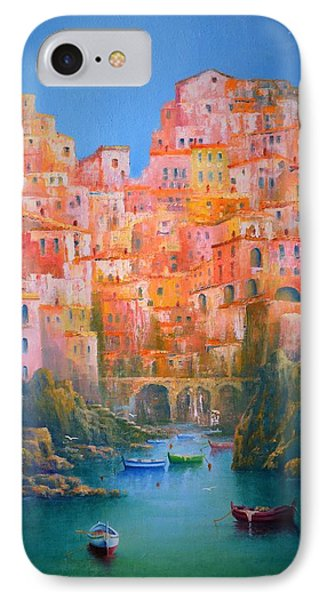 Impressions Of Italy   IPhone Case