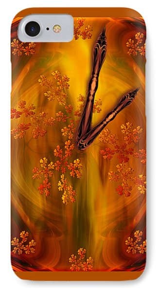It's Autumn Time IPhone Case