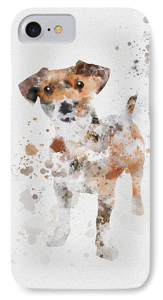 Jack Russell Terrier IPhone Case