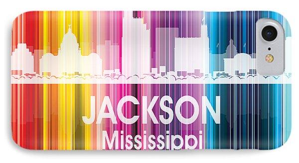 Jackson Ms 2 Squared IPhone Case