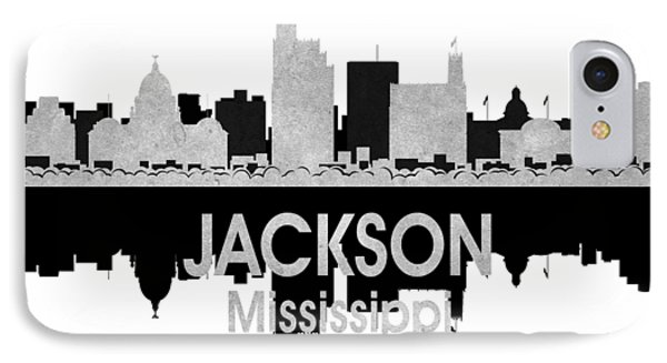 Jackson Ms 4 Squared IPhone Case