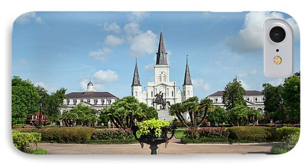 Jackson Square IPhone Case