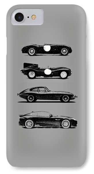 Jaguar Car Iphone 8 Cases Fine Art America