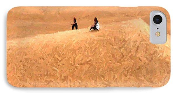 Jaisalmer Desert Festival-4 IPhone Case