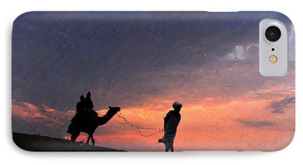 Jaisalmer Desert Festival-6 IPhone Case