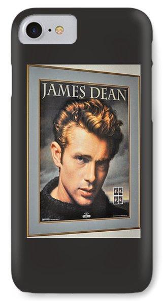 James Dean Hollywood Legend IPhone Case