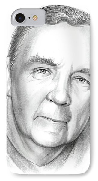 Wizard iPhone 8 Case - James Patterson by Greg Joens