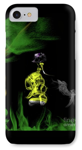 Jane Of The Jungle IPhone Case