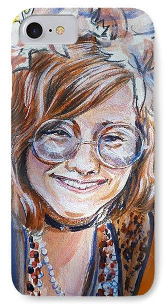 Janis Joplin IPhone Case
