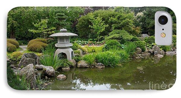 Japanese Garden -2. IPhone Case