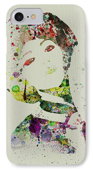Japanese Woman IPhone Case