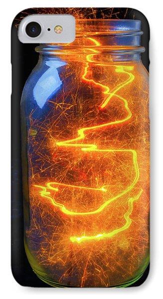 Jar Full Of Energy IPhone Case