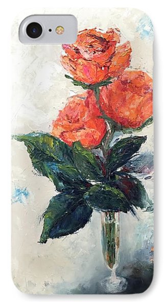 Jeannie's Roses IPhone Case