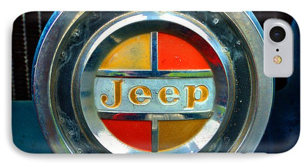 Jeep Logo 192 IPhone Case