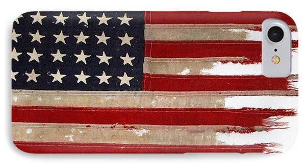 Jfk's Pt-109 Flag IPhone Case