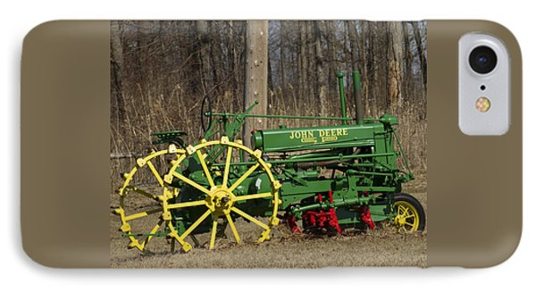 John Deer Tractor IPhone Case