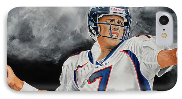 John Elway 2  IPhone Case
