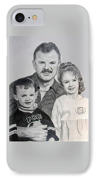 John Megan And Joey IPhone Case