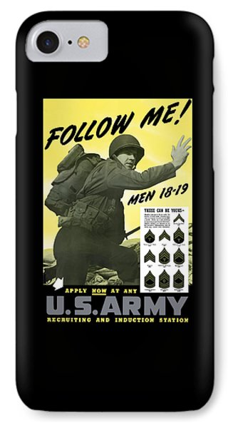 Join The Us Army  IPhone Case