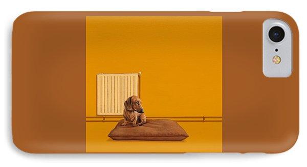 Dog iPhone 8 Case - Jonas by Jasper Oostland