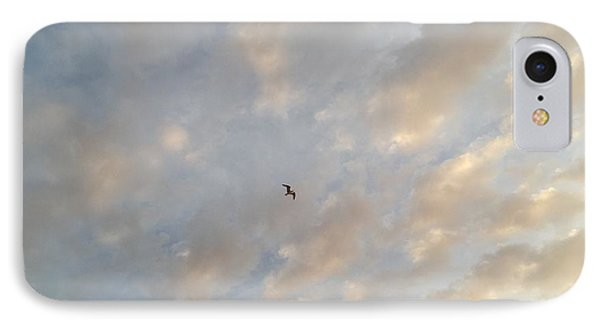 Jonathan Livingston Seagull IPhone Case