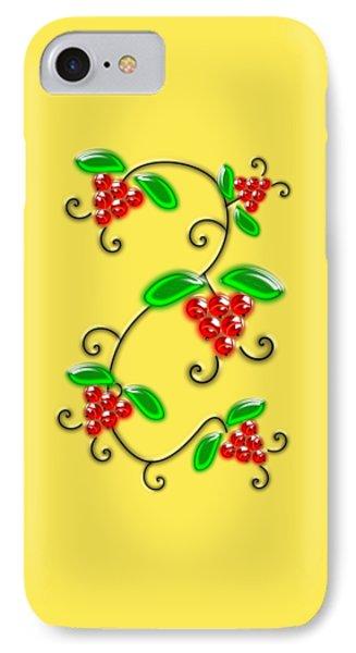 Juicy Berries IPhone Case