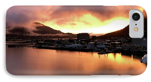Juneau Sunset IPhone Case